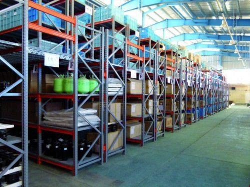 صنایع قفسه بندی قائم ؛ بهترین مرکز خرید تجهیزات فروشگاهی