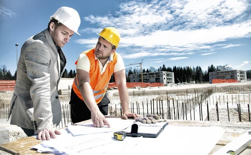 اجرا، طراحی، نظارت و اخذ جواز ساختمانی
