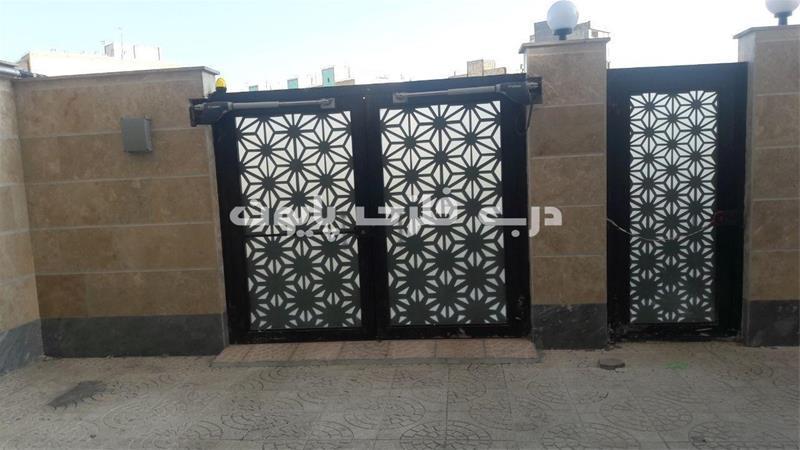 فروش دروازه ی ورود به حیاط و ساختمان با طرح ستاره