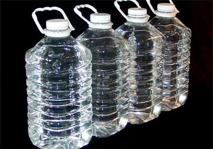 فروش آب مقطر خالص در حجم های مختلف