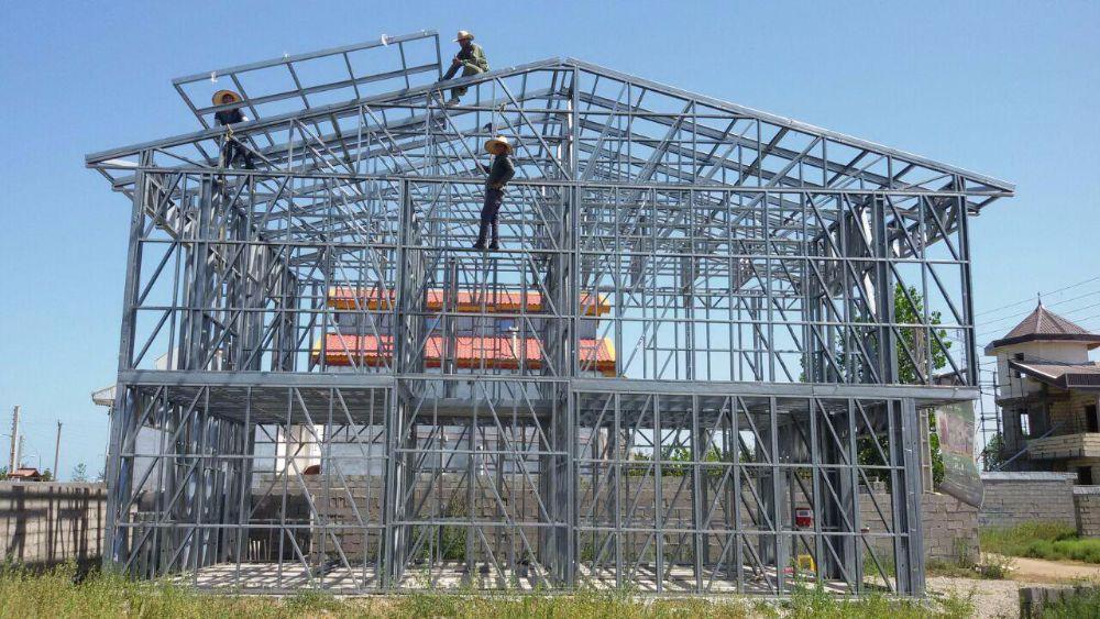گروه مهندسین فرم فضا ؛ متخصص ساختمانهای پیش ساخته مدولار